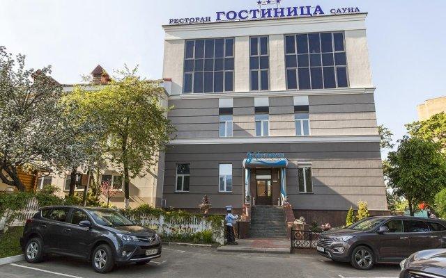 Гостиница У фонтана парковка