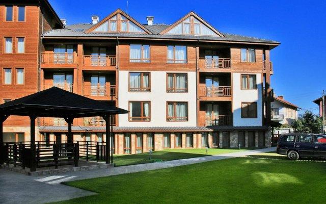 Отель Adeona SKI & SPA Болгария, Банско - отзывы, цены и фото номеров - забронировать отель Adeona SKI & SPA онлайн вид на фасад