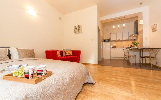 Отель P&O Apartments Ochota Польша, Варшава - отзывы, цены и фото номеров - забронировать отель P&O Apartments Ochota онлайн комната для гостей