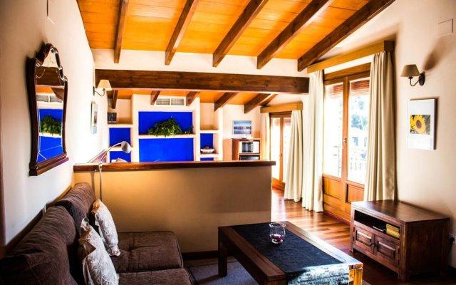 Отель La Font D'Alcala комната для гостей