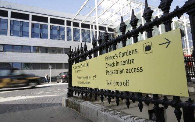 Отель Prince's Gardens Великобритания, Лондон - 1 отзыв об отеле, цены и фото номеров - забронировать отель Prince's Gardens онлайн спортивное сооружение