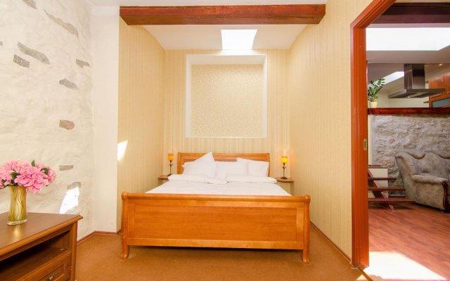 Отель GeorgHof Apartments Old Town Эстония, Таллин - отзывы, цены и фото номеров - забронировать отель GeorgHof Apartments Old Town онлайн комната для гостей