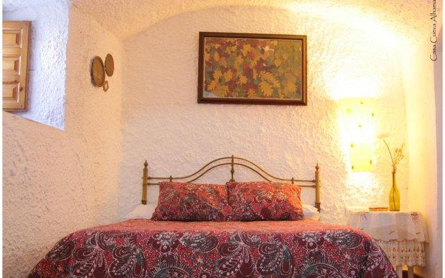 Отель Casa Cueva Alhama Сьерра-Невада комната для гостей