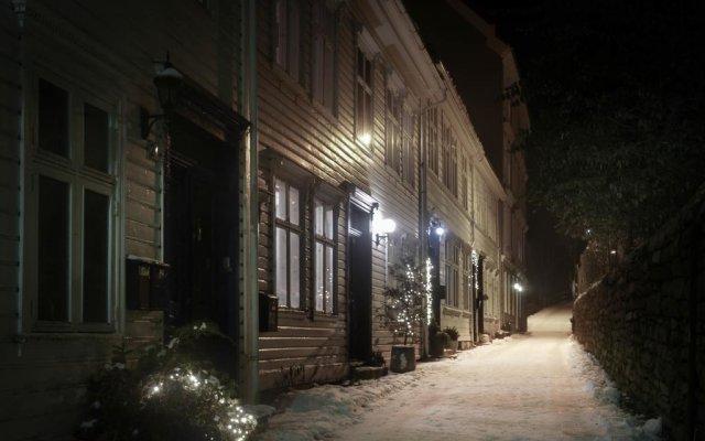 Отель Amunds Appartement вид на фасад