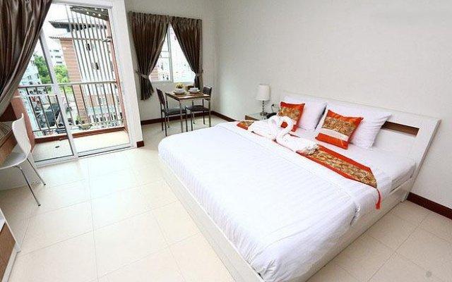 Отель Smart Mansion Таиланд, Бангкок - отзывы, цены и фото номеров - забронировать отель Smart Mansion онлайн комната для гостей
