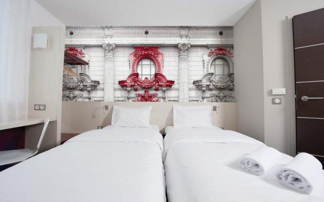 B&B Hotel Lódz Centrum комната для гостей