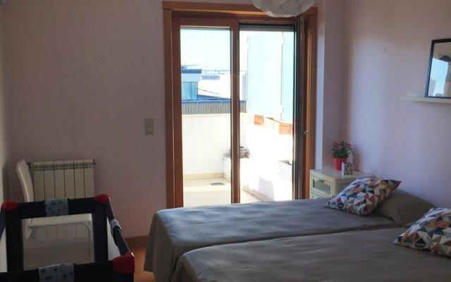 Отель Oceanarium Flat комната для гостей
