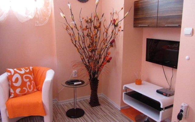 Апартаменты Orange Flower Apartments комната для гостей