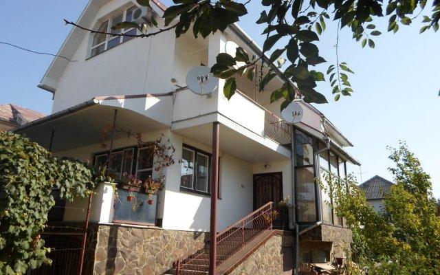 Гостиница Grono Isabelly вид на фасад