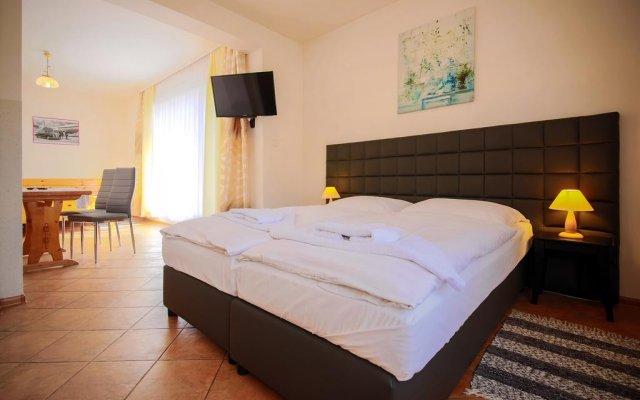 Отель Villa Słonecznego Wzgórza Закопане комната для гостей