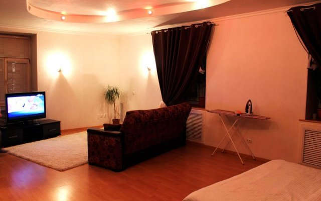 Апартаменты на улице Ленина комната для гостей