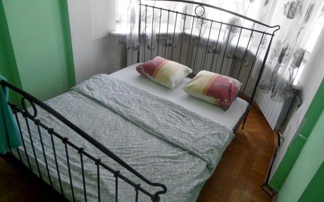 Central Hostel na Novinskom комната для гостей