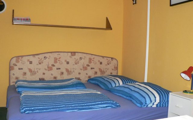 Отель Penzion W Пльзень комната для гостей