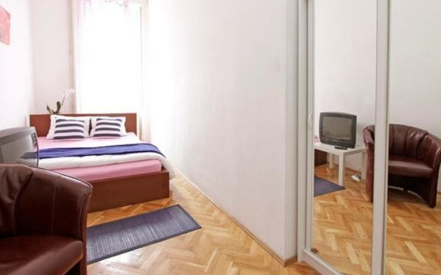 Отель City Rooms комната для гостей