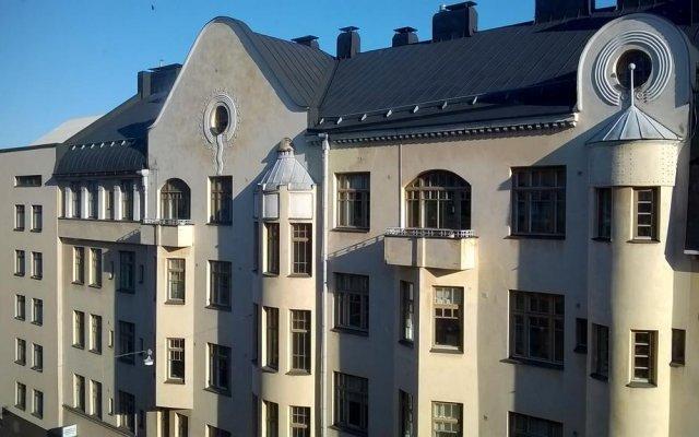 Апартаменты Private Apartments вид на фасад