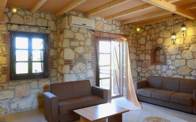 Отель Petrino Ситония комната для гостей