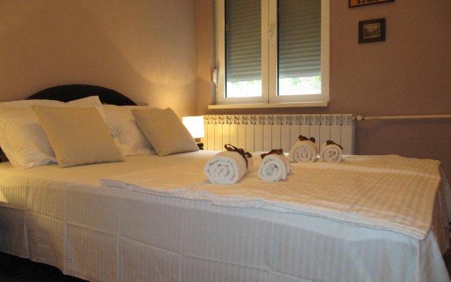 Апартаменты Apartment Greenview Белград комната для гостей