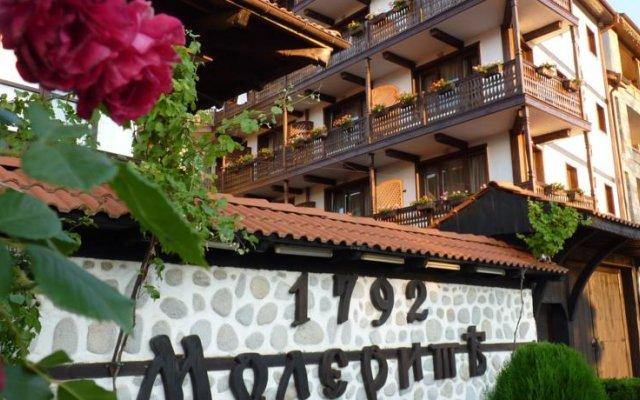 Отель Molerite Complex Банско балкон