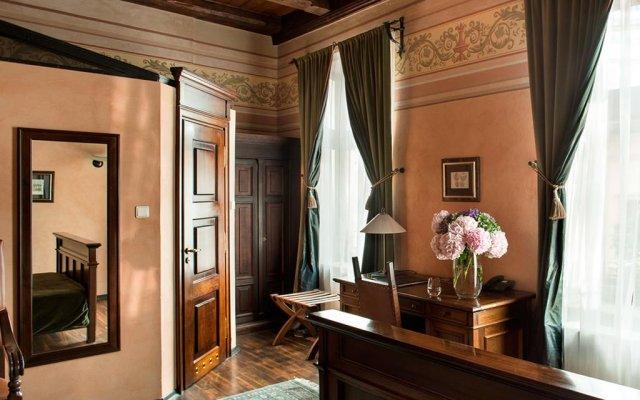 Отель COPERNICUS Краков комната для гостей