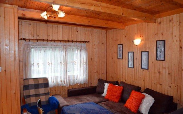 Отель Centrum Wypoczynkowe Karman комната для гостей