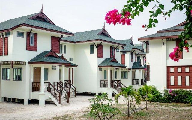 Отель PP Princess Pool Villa Таиланд, Краби - отзывы, цены и фото номеров - забронировать отель PP Princess Pool Villa онлайн вид на фасад
