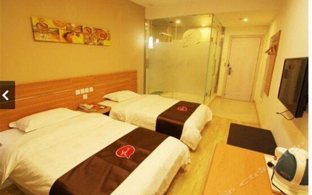 Thank You Hotel Guilin Railway Station комната для гостей