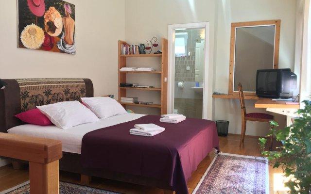 Отель ZeMoon Apartment Сербия, Белград - отзывы, цены и фото номеров - забронировать отель ZeMoon Apartment онлайн комната для гостей