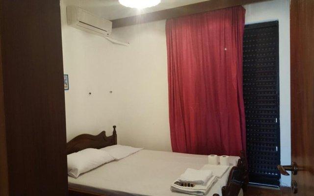 Отель Stamatia Rooms Родос сейф в номере