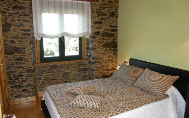 Отель Casa De Santomé комната для гостей