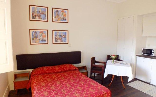 Отель Lofts & Studios | Conde de Vizela комната для гостей