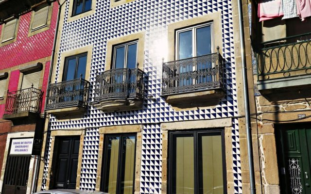 Апартаменты RVA - Gustave Eiffel Apartments вид на фасад