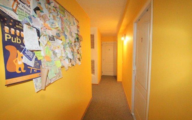 Отель Slippers B&B House Литва, Вильнюс - отзывы, цены и фото номеров - забронировать отель Slippers B&B House онлайн интерьер отеля