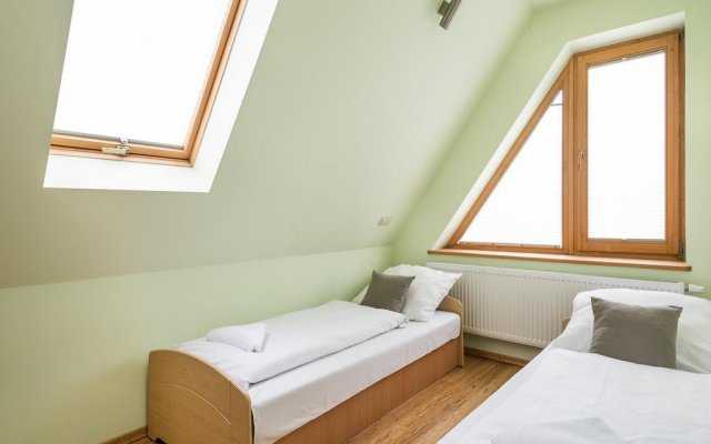 Отель Apartamenty City Krupówki centrum z parkingiem комната для гостей