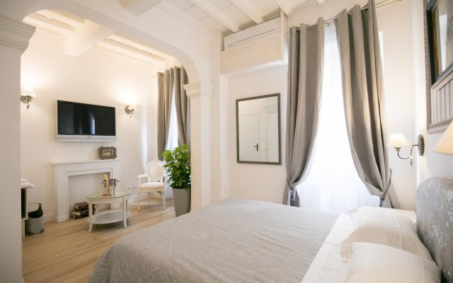 Отель Cestello Luxury Rooms Италия, Флоренция - отзывы, цены и фото номеров - забронировать отель Cestello Luxury Rooms онлайн комната для гостей
