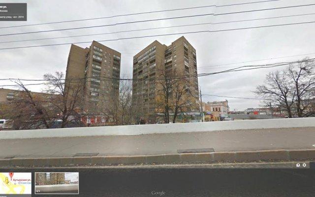 Апартаменты City Inn Бутырская 2/18 вид на фасад