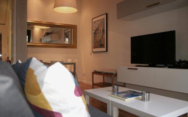 Отель Apartamento Tapioles Испания, Барселона - отзывы, цены и фото номеров - забронировать отель Apartamento Tapioles онлайн комната для гостей