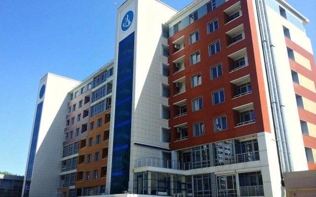 Апартаменты Sigurd Hall Apartments вид на фасад