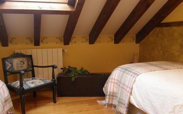Отель Chalet Rural El Encanto Сильориго-де-Льебана комната для гостей
