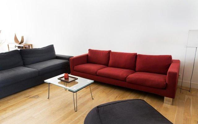 Отель Marnix Apartments Нидерланды, Амстердам - отзывы, цены и фото номеров - забронировать отель Marnix Apartments онлайн комната для гостей