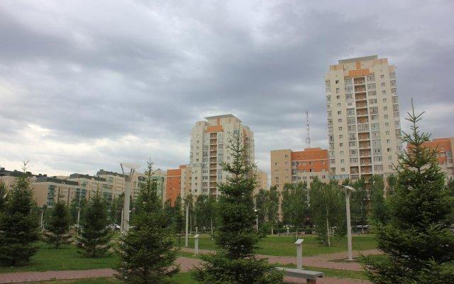 Гостиница Хостел Кэпитал Казахстан, Нур-Султан - 1 отзыв об отеле, цены и фото номеров - забронировать гостиницу Хостел Кэпитал онлайн вид на фасад