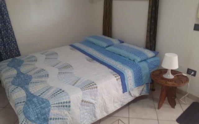 Отель Villa Peloritani Сиракуза комната для гостей