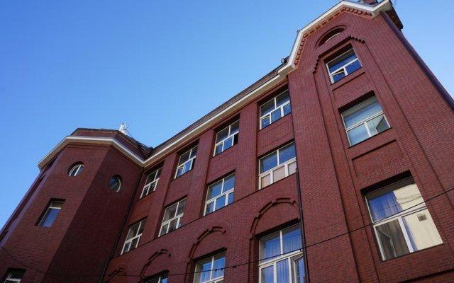 Мини-Отель Хэппи Кэт вид на фасад