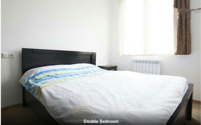 Апартаменты Nugzari's Apartments Тбилиси комната для гостей