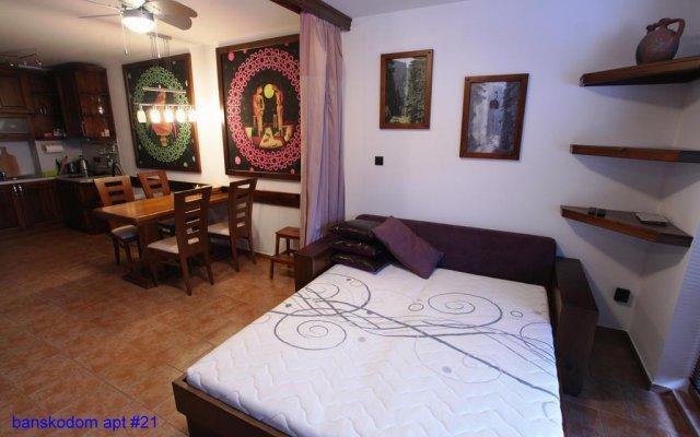 Отель Banskodom Болгария, Банско - отзывы, цены и фото номеров - забронировать отель Banskodom онлайн комната для гостей
