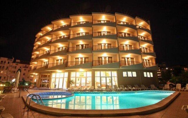 Hotel Veris Солнечный берег вид на фасад