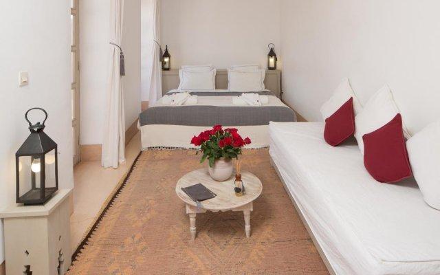 Отель Le Riad Berbere Марокко, Марракеш - отзывы, цены и фото номеров - забронировать отель Le Riad Berbere онлайн комната для гостей