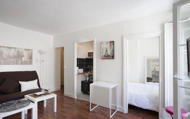 Отель Guisarde - Apartment Франция, Париж - отзывы, цены и фото номеров - забронировать отель Guisarde - Apartment онлайн комната для гостей