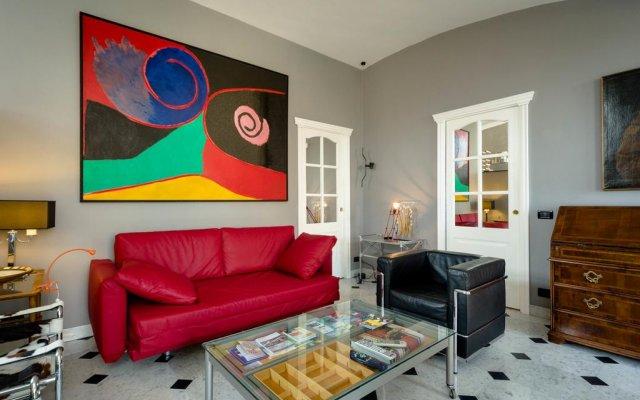 Отель Appartamento Barnabiti Генуя комната для гостей