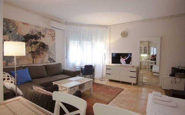 Отель Dositej 3 Сербия, Белград - отзывы, цены и фото номеров - забронировать отель Dositej 3 онлайн комната для гостей
