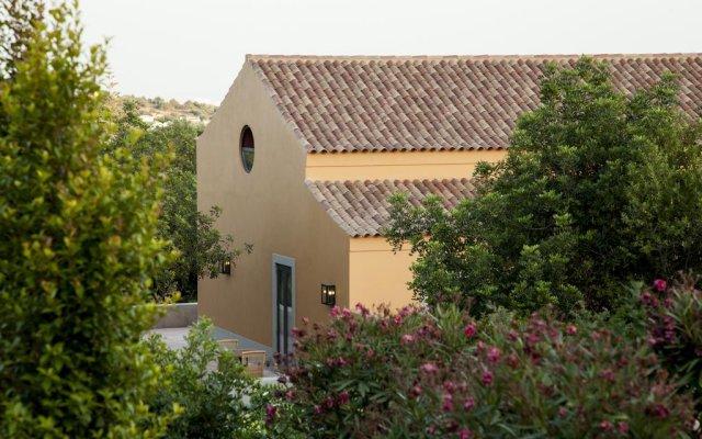 Отель Quinta Rosa Amarela вид на фасад